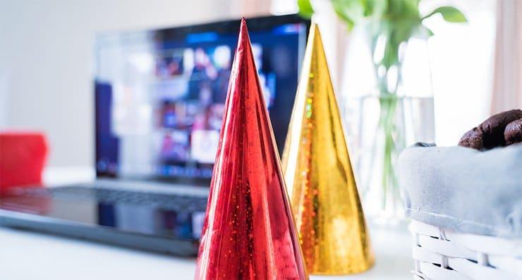 Virtual Holiday Party Ideas
